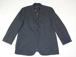 Brooks Brothers Homme Pinstripe Costume Veste Taille 46 Stan